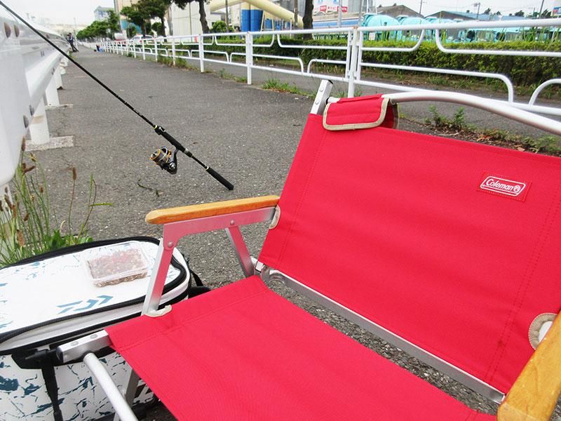 海釣りで使っている椅子は?おすすめのチェァは?