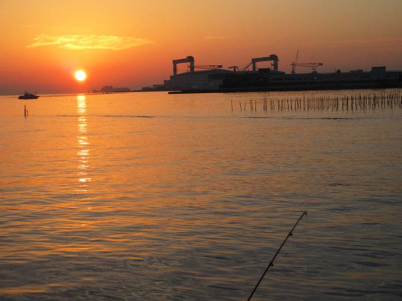 神奈川 横浜 海釣りはどこで釣ってる?